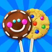 Cookie Pop Maker! - Cooking Games cookie killer