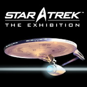Star Trek™: The Exhibition star trek app