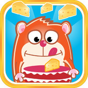A Crazy Hamster Hunger Free : The Clan of Mouse Crush Saga