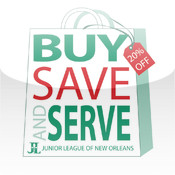 Junior League of New Orleans Buy, Save and Serve