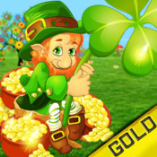 Lucky Leprechaun Pot of Gold : The search of the eternal Rainbow - Gold Edition melting point of gold
