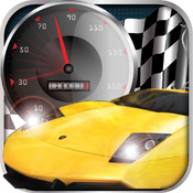 A Racing Car PRO : Real Police Chase 3D War - Angry Driving Smash Revenge Fast Car Drift