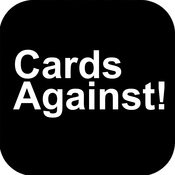 Black & White Cards for Cards Against Humanity - Play Offline with Unlimited Players!