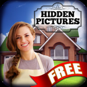 Hidden Pictures - Home Sweet Home
