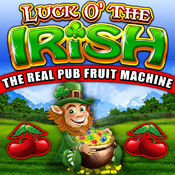 Luck O` The Irish - The Real Pub Fruit Machine fruit