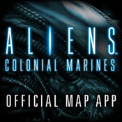 Official Map App for Aliens Colonial Marines