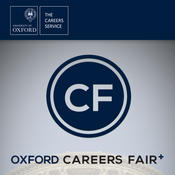 Oxford University Careers Fair Plus