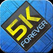 5K Forever: run pace training