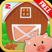 Little Farm Preschool 2 Lite with Chinese Language Learning