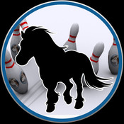 ponies bowling for children