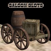 Barrel o` Whisky: Saloon Slots