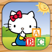 English Alphabet: Hello Kitty Edition. Learn English Letters with Hello Kitty