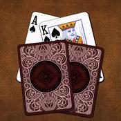 HiLo Classic Casino Card Mania - best gambling card betting game
