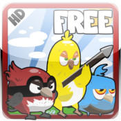 Mini Ninjas Turtle Fly Kungfu Warrior HD FREE by The Other Games