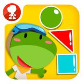 Children`s Bilingual Picture Dictionary - Shape - 2470