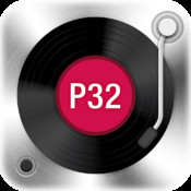 P32 Player - Gesture Music Player player