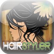 Virtual Hair Styler Hair Salon Designer
