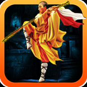 A Shoalin Monk Enters Iron Temple on Unknown leaping Quest - Free Runner Game