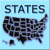 States - Quiz Yourself! - US States, Capitals And More