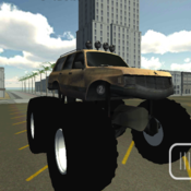 Monster Truck Driving Simulator 3D - Extreme Cars Speed Racing Driver FREE 3D