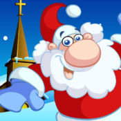 Christmas Puzzle: Happy Christmas Time with Santa Claus, Snowman, Elf, Reindeer Jigsaw Puzzles - Fun Educational Game for Kids and Toddler