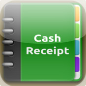 Cash Receipt template receipt