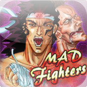 Mad Fighters rumble