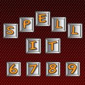 Spell It 6-7-8-9 spell