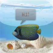 fish notepad appear button finish