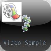 Video Sample sample library