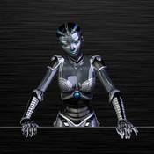 Cyborg Cindy cindy margolis