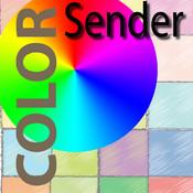 Color sender sender