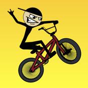 Stickman BMX