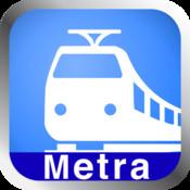 onTime : Metra