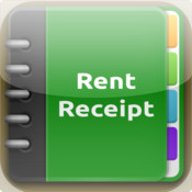 Rent Receipt template receipt