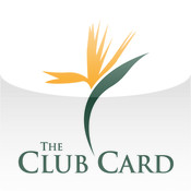 The Club Card gravity lounge