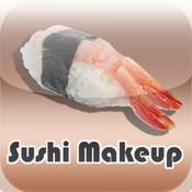 Sushi Makeup