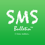 SMS Bulletin bulletin board systems