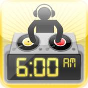 Alarm DJ Lite automatic alarm