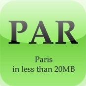 <20MB Paris Map