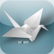 BasicOrigami paper art