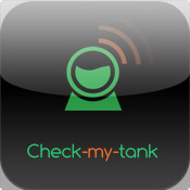 check-my-tank noise from propane tank