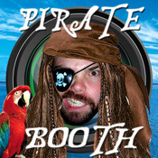 Pirate Booth!