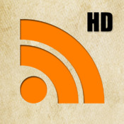 RSS Reader HD rss reader review