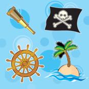 Pirate Fun HD sticker