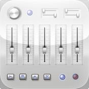 NXZero Mixer midi mixer