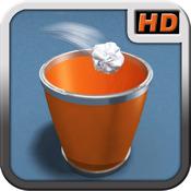 Paper Toss HD