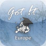 Got it - Europe