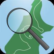 iClassic Maps world with google