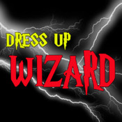 Dress Up Wizard wizard games